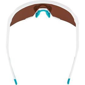 100% S3 Bora Hansgrohe Special Edition Glasses team white/hiper silver mirror
